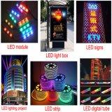 24V16A LED 전력 공급 또는 램프 또는 방수 유연한 또는 관 지구 비