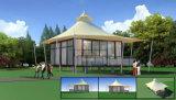 Tenda di campeggio di lusso della tenda della tenda foranea della Camera dell'hotel di alta qualità grande