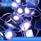 Ce/RoHS assina o módulo leve do luminoso do poder superior e dos lúmens