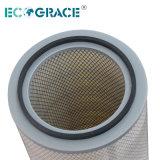 Filtro de filtro de filtro de polvo industrial