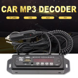 MP3 Car Audio Decoder Alvo do charuto Cabeça de poder