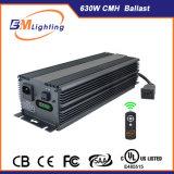 Dobro dos sistemas CMH 630W do Hydroponics terminados crescem o dispositivo elétrico claro com refletor