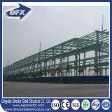 Heller Stahlkonstruktion-Platz-Rahmen für große Überspannungs-Dach