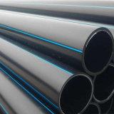 Volldurchmesser Plastik-HDPE Entwässerung-Rohr