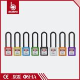長い手錠76mmの多彩なナイロン手錠の安全パッドロックBdG31 G38
