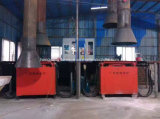 De non-ferro Middelgrote Smeltende Oven van de Inductie van de Frequentie voor Aluminium
