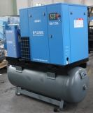 Compresseur d'air monté compact efficace élevé 11kw 8bar