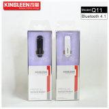 Kyeen modelo Q11 fones de ouvido Bluetooth com preço Direst Venda, com Earhook, cabo de carregamento