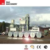 Planta de mistura quente do asfalto da mistura de 200 T/H
