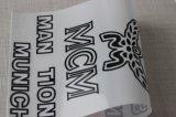 Buen precio Sticker&Laser con diseño grabado laser del traspaso térmico de la insignia
