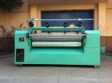 Acabamiento de la tela de materia textil del paño del átomo que plisa la maquinaria