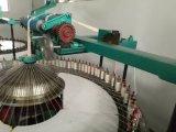 Maquinaria que hace punto del cordón del ordenador del telar jacquar del hilo de algodón