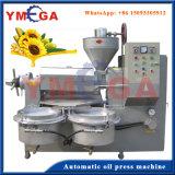 10 toneladas de la capacidad del espiral de prensa de petróleo vegetal con buen precio