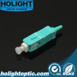 Sc Om3 0.9mm Aqua van de Uitrusting van de Schakelaar van de vezel