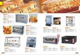 Sc 1 1 판매를 위한 상업적인 전기 피자 오븐 층