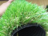 Scool que ajardina a esteira da grama para a terra do jogo