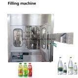 Botella de fruta completa 3-en-1 del juguete automático llenando la máquina de embalaje de la bebida de lacre