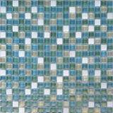 Mosaico del vidrio y de la piedra (VMS8110, 300X300m m)