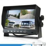 Sunvisor TFT HD Auto LCD-Monitor mit Vierradantriebwagen-aufgeteiltem Bildschirm