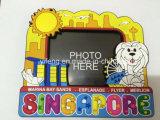 Marco promocional de la foto del PVC de los regalos de los recuerdos para la decoración casera