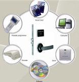 Sistema pequeno de nível elevado do controle de acesso do fechamento de porta de RFID