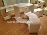 H Mac Acrylique Solid Surface boutique étagères
