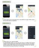 Numero di IMEI che segue l'inseguitore in linea di GPS del veicolo di Tk103b con l'allarme aperto del portello