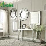 Moderne Art-runder gestalteter Wand-dekorativer Spiegel