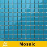 Mosaico de cerámica de la venta de la mezcla caliente del cuadrado para la piscina 6m m (natación P H05/H06/H07/H08/H09/H10)
