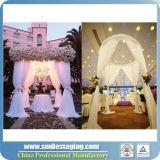 背景幕の結婚式の管は管のあたりでおおい、卸し売り管をおおい、そしておおい、