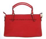 Геометрический мешок Satchels сумки PU женщин конструкции способа заплатки