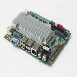 D525-3 Fanless CPUのマザーボードIntel D525+Ich8mのチップセット、内蔵Intel原子D525プロセッサ