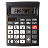12 dígitos se doblan la calculadora de escritorio de la potencia (LC240)