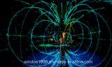 экран сети проекции Hologram 3D для репроектора случаев в реальном маштабе времени голографического