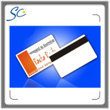 Scheda in bianco termica del PVC della banda magnetica di Printible
