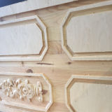 Puerta del ranurador del CNC que hace los muebles que tallan el ranurador de madera de la Solo-Pista