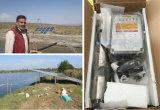 Pompe à eau solaire pour l'irrigation de terres cultivables