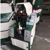 Máquina de montar reacondicionada Chen Feng CF727A del talón del zapato que trabaja a máquina