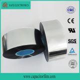 亜鉛アルミニウム重い端が付いている合金によって金属で処理されるポリプロピレンの安全フィルム