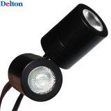 Justierbare LED Schrank-Lampe des Strahlungswinkel-