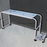 Höhe justierbar über Bett-Computer-Tisch/Schreibtisch/Möbeln/Arbeitsplatz