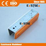 Einzelner Aluminiumreflektor-rechteckiger LeitschieneDelineator