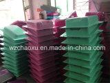 Bagagli di plastica della cassa del vestito di prezzi della Cina di qualità della Taiwan che formano macchina