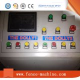 Machine de treillis métallique de soudure d'acier inoxydable