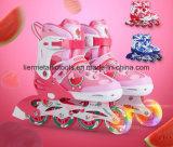 Einzeln-Reihe 4 Rad-Rollen-Rochen-Schuhe