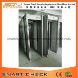 Détecteur de métaux arqué électronique de détecteur de métaux de zones de la vente en gros 6