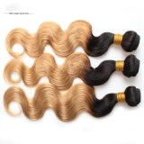 Braziliaanse Haar van de Uitbreiding van het Menselijke Haar van het Haar van de Mink van Guangzhou van de manier het Maagdelijke