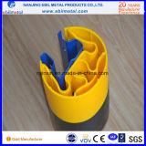 Ladeplatten-Zahnstangen-aufrechte Plastikschoner für Verkauf