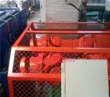 Frantumatore aperto della plastica dei due rulli per la riga del calendario