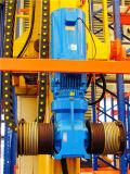 Radiodoppelventilkegel-System mit Kran-Ablagefach